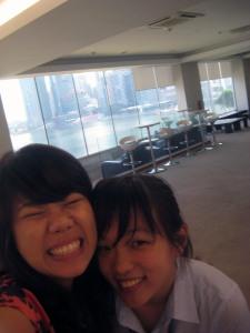 Tong and SY at VIP Lounge @ Float